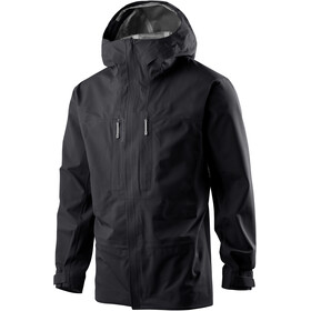 Houdini M's Rollercoaster Jacket True Black